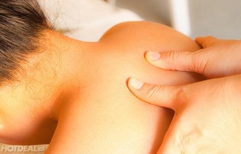 Phương pháp xoa bóp bấm huyệt chữa đau xương khớp
